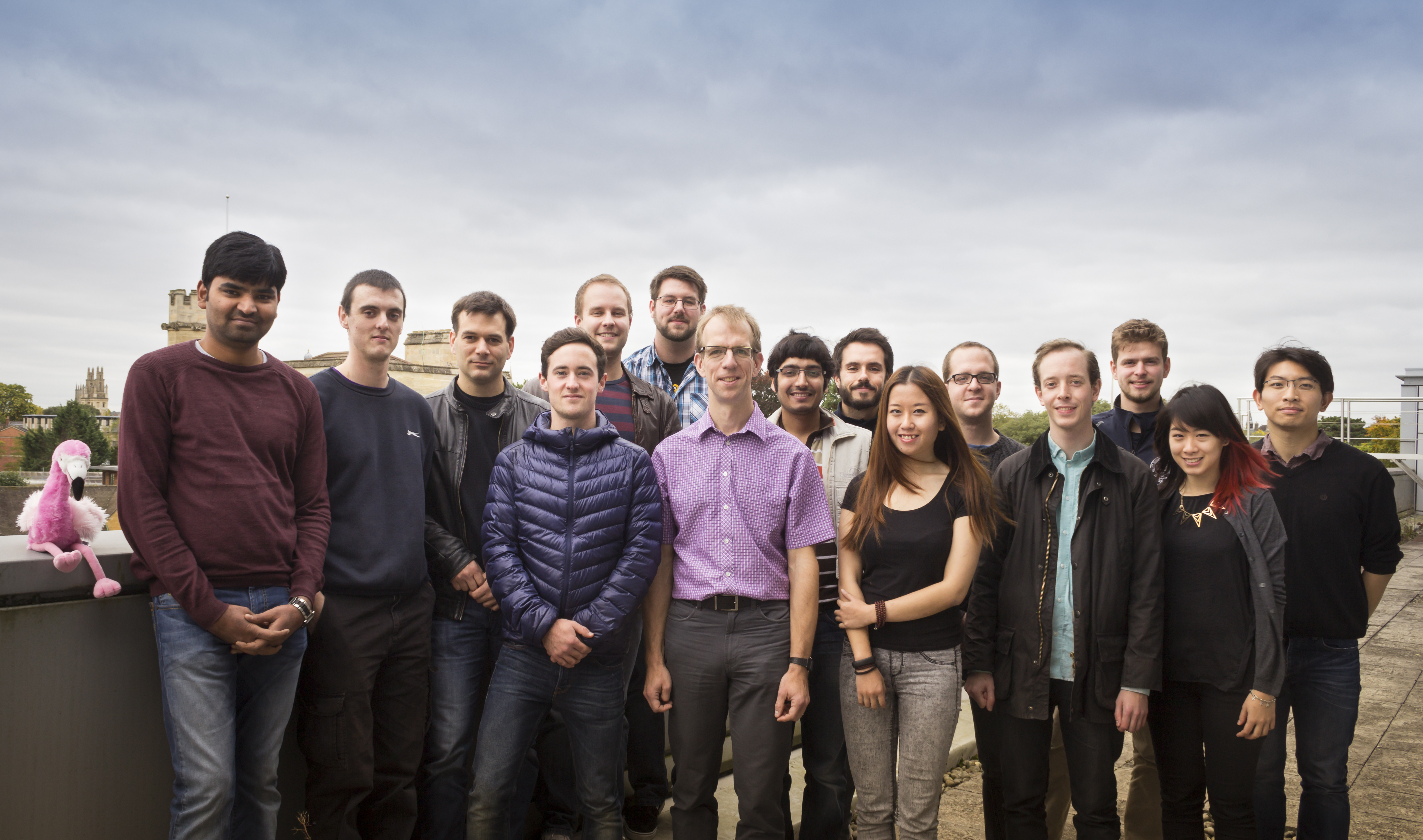 The Anderson Research Group